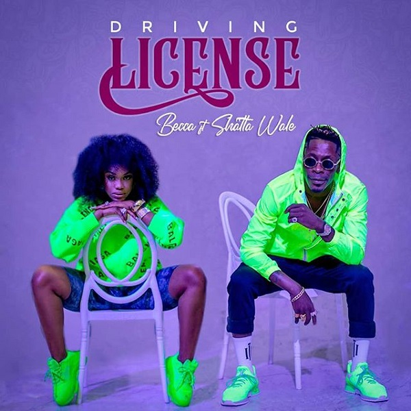 Becca – Driving License ft. Shatta Wale Instrumental