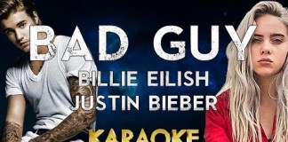 Billie Eilish - bad guy with Justin Bieber