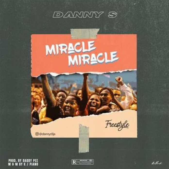 Danny S Miracle Miracle Instrumental