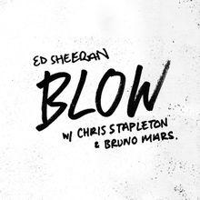 Ed Sheeran blow instrumental