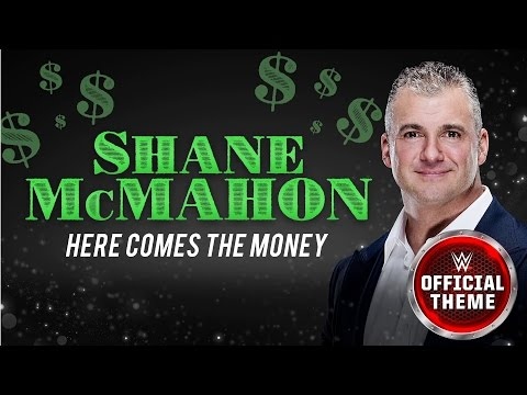 Shane McMahon Here Comes The Money