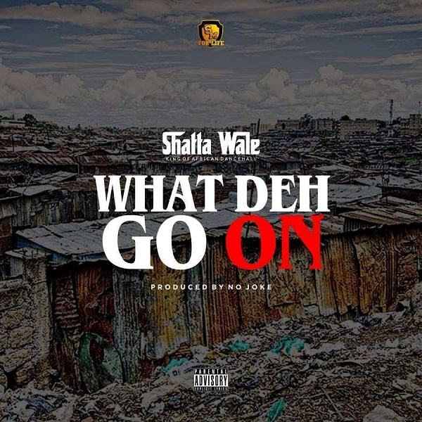 Shatta Wale What Deh Go On Instrumental