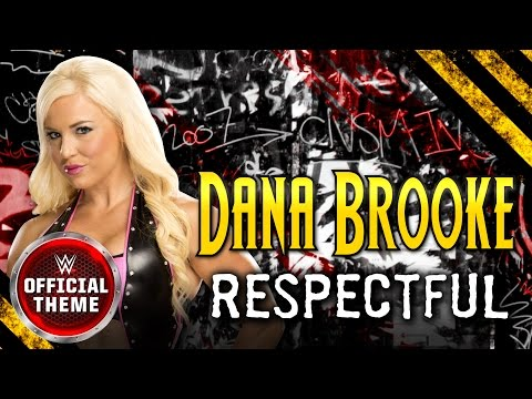 Dana Brooke Respectful
