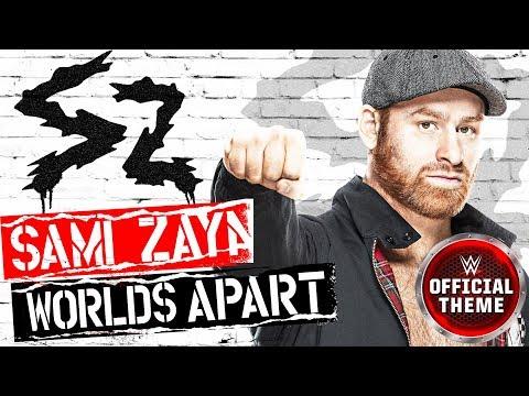 Sami Zayn Worlds Apart