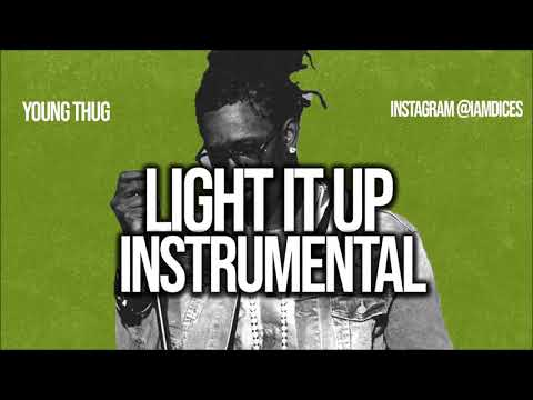 Young Thug Light It Up Instrumental