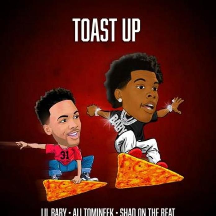 Lil Baby Toast Up Instrumental