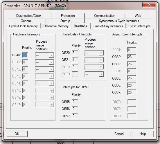 PLC Programming Blocks