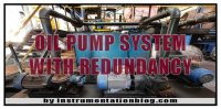 Lubrication Oil Pump System with Redundancy