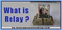 Relay working and it's Importance in Electrical Field