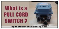 What is a Pull Cord Switch? It's working and importance.