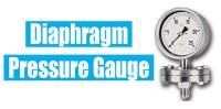 How does Diaphragm Pressure Gauge work?