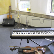 Unterrichtsraum Instrumentenkarussell Berlin 1