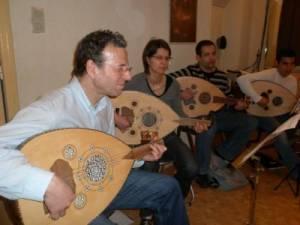 jouer d'un instrument