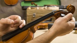 How to Restring a Violin