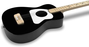 Loog 3 String Pro Acoustic Guitar and Accompanying App for Children, Teens, and Beginners