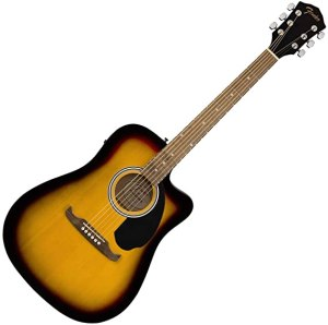 Fender Electro 6 String Acoustic-Electric Guitar