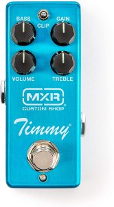 MXR Timmy Overdrive Guitar Effects Pedal (CSP027)