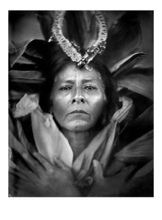The photographer's mother, Nicha. Credit Citlali Fabián