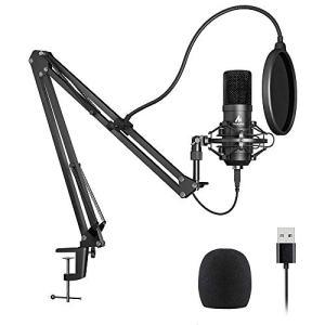 USB Microphone Kit Plug & Play MAONO USB Computer