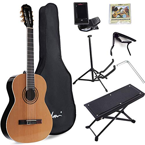 ADM Full Size Classical Nylon Strings Acoustic Guitar