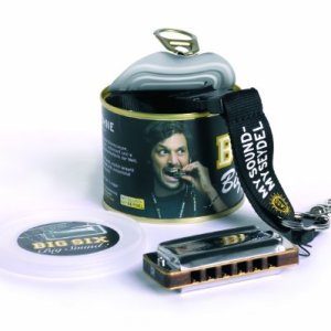 SEYDEL Big Six Folk SOLO Harmonica