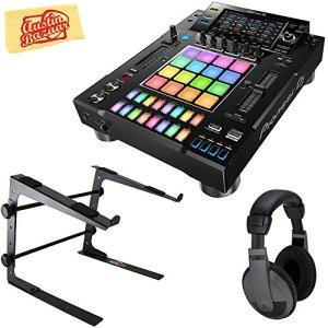 Pioneer Standalone DJ Sampler Bundle with Stand