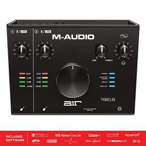 M-Audio AIR |6 - 2-In 2-Out USB Audio / MIDI Interface