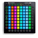 Novation Launchpad Pro USB MIDI RGB 64-Pad DJ Controller+Mixer+Headphones+Mic 1