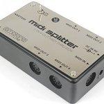 AmpTone Lab Powered Midi Splitter
