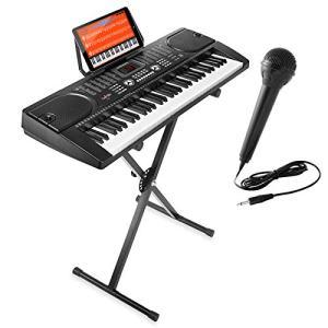 Hamzer 61-Key Electronic Piano Electric Organ Music Keyboard