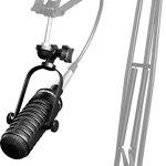 MXL Mics Dynamic Microphone, XLR Connector, Black, 6.20 x 2.00 x 2.00 inches (MXL BCD-1) 3