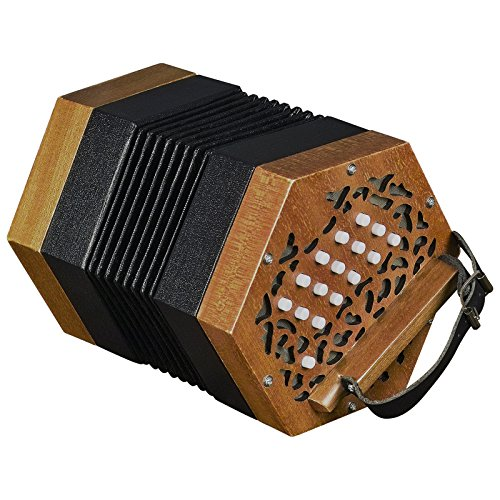 Trinity College Anglo-Style Concertina