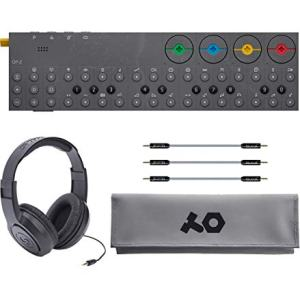 Teenage Engineering OP-Z Wireless Bluetooth Synthesizer Sequencer Bundle