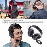 Behringer U-PHORIA UMC204HD USB 2.0 Audio/MIDI Interface and Platinum Bundle w/Pro Condenser Mic + Headphones + Cables + Fibertique 3