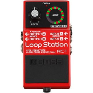 BOSS Loop Station
