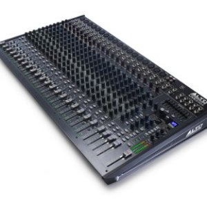 Alto Professional Live | 24-Channel / 4-Bus Mixer