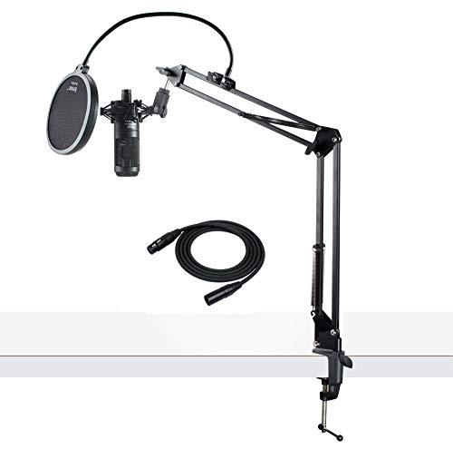 Audio-Technica Cardioid Studio Condenser Microphone