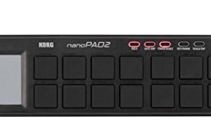 Korg Slim-Line USB MIDI Pads - Black