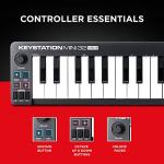 M Audio Keystation Mini 32 MK3 | Ultra Portable Mini USB MIDI Keyboard Controller With ProTools First | M Audio Edition and Xpand 2 by AIR Music Tech 2