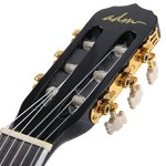 ADM Full Size Classical Nylon Strings Acoustic Guitar with Gig Bag, E-tuner, Strings, Stand, Student Beginner Kits 2