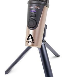 Apogee Hype Mic - USB Microphone with Analog Compression