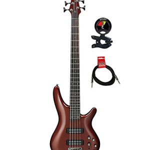 Ibanez Standard 5 Strings Electric Bass Guitar with Agathis Body