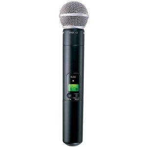 Shure Wireless Handheld Microphone Transmitter