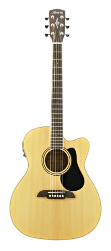Alvarez Regent Series Guitar, Natural/Gloss