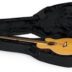 Gator Cases Lightweight Polyfoam Guitar Case for Acoustic Bass Guitars (GL-AC-BASS) 1