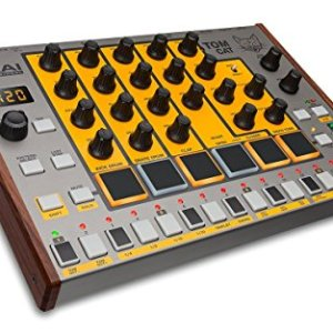 Akai Professional Tom Cat | True Analog Drum Machine with Built-in