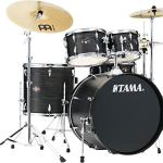 Tama Imperialstar Complete Drum Set - 5-Piece - 22 Inches Kick