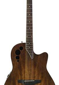 Ovation Applause 6 String Acoustic-Electric Guitar, Right, Vintage Varnish