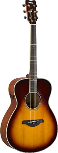 Yamaha FS-TA Concert Size Transacoustic Guitar w/ Chorus and Reverb