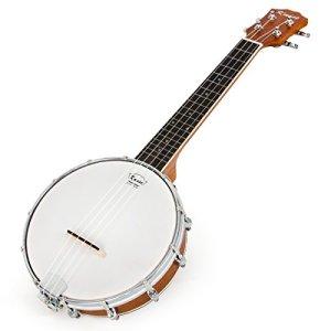 Banjo Ukulele Banjos Ukelele Uke Concert Type 4 String 23 Inch